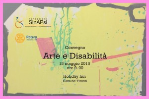 arte e disabilità
