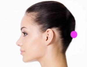 massaggio zona posteriore